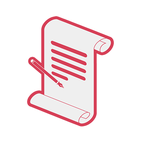Open Data Terms & Conditions Icon